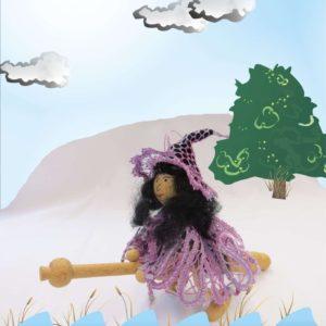 Kleine Hexe Violica