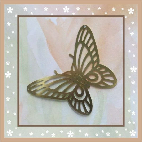 Trop. Schmetterling