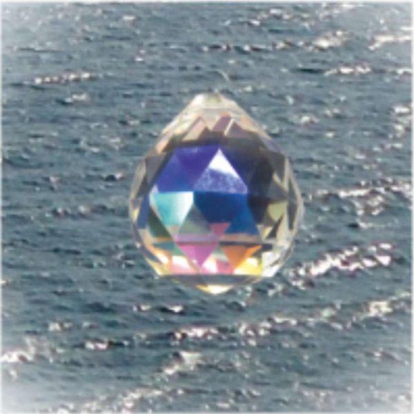 Kristall-Ball